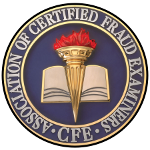 Certified Fraud Examiner Logo