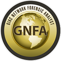 GIAC Network Forensic Analyst Logo